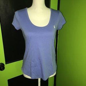 Ralph Lauren Polo Scoop Neck T-shirt